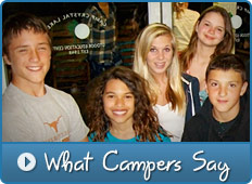What Campers Say